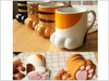 Mug -Catpaw- - 🐱 FELISHOP 🐱