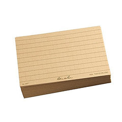 "Buy Rite in the Rain All-Weather Index Cards at Low Price (3"" x 5"") – Tan – Universal"