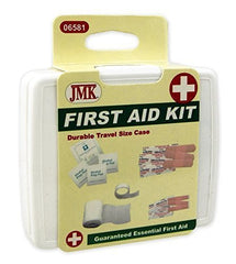 20-Piece Compact Camping Travel First Aid Kit