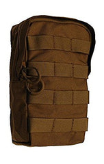 Eberlestock 2 Liter Standard Accessory Pouch, Coyote Brown AN2PMC