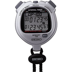 100 Lap Memory Stopwatch for Interval Training