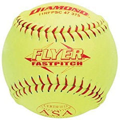 (Price/1 Dozen)Diamond Flyer 11RFPSC 47 375 Fastpitch Softballs