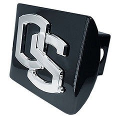 Oregon State Beavers Black Metal NCAA Trailer Hitch Cover Fits 2 Inch Auto Car Truck Receiver
