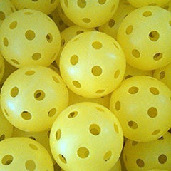 1 Dozen Dura Fast 40 Ball (outdoor) Yellow