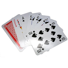 "14 1/2"" Jumbo Playing Cards : box of 54"