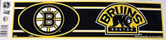 Boston Bruins Bumper Sticker