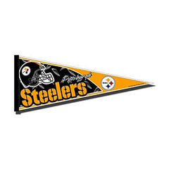 "Pittsburgh Steelers 12"" X 30"" Pennant"