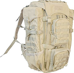 Eberlestock F4 Terminator Pack w/Removable Fanny Top, Dry Earth