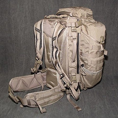 Eberlestock G3 Phantom Pack w/Backscabbard, Dry Earth