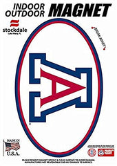 Arizona Wildcats Oval Magnet