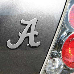 University of Alabama Crimson Tide NCAA College Chrome Plated Premium Metal Car Truck Motorcycle Emblem