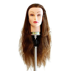"30"" Cosmetology Mannequin Head Synthetic Hair - Miss Julia from Marianna"