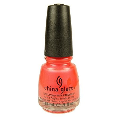 (3 Pack) CHINA GLAZE Summer Neon Polish - Flirty Tankini