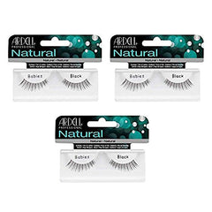 Ardell Invisiband Lashes, Babies Black, 1 Pair