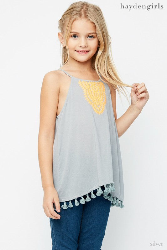 Hayden Los Angeles Girls Top [Product_title] Hayden Los Angeles