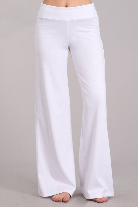 Eve Wide Leg Pointe Pants