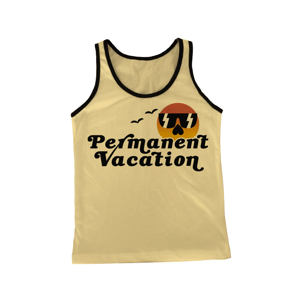 """Permanent Vacation"" Tank Top"
