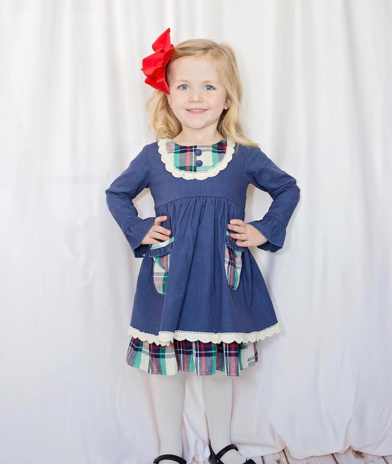 Evie's Closet Girls Dress [Product_title] Evie's Closet