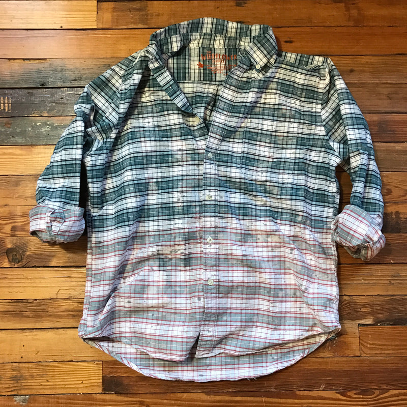 Aquarius Galaxy Flannel