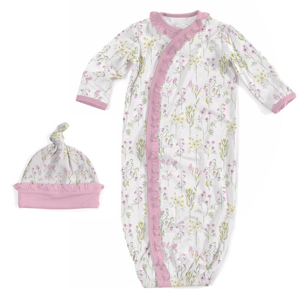 My Little Garden Modal Magnetic Gown & Hat Set