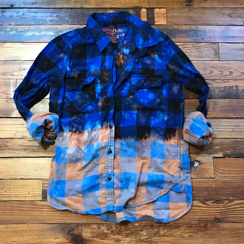 Eridanus Galaxy Flannel