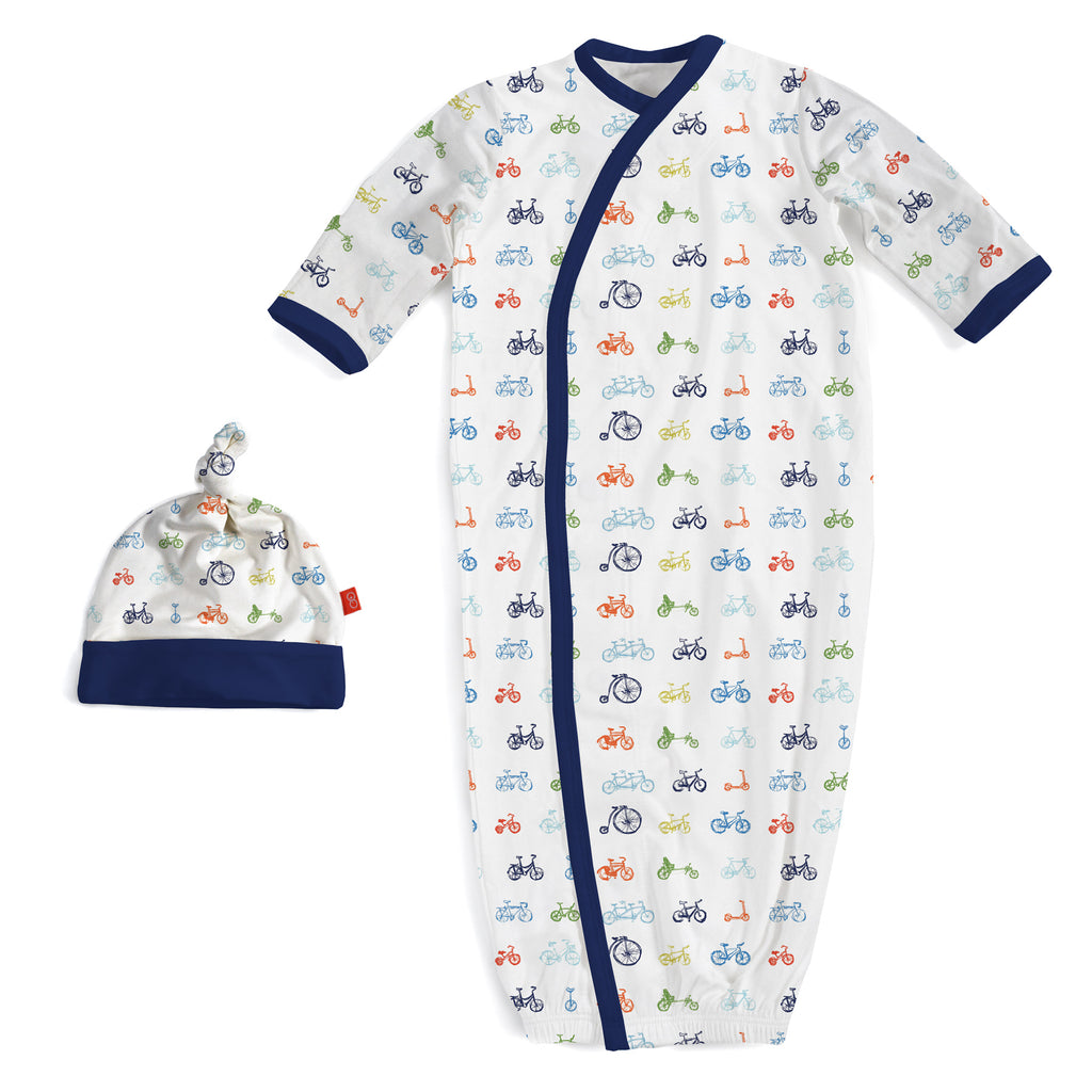 Magnetic Me Infant Gown - Boy [Product_title] Magnetic Me