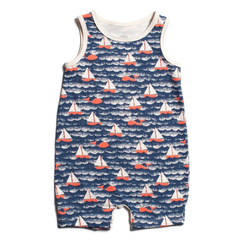Winter Water Factory Boys Romper [Product_title] Winter Water Factory
