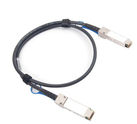 QTAPCABLE28-1M: 1-meter 100G Twinax Passive Cable