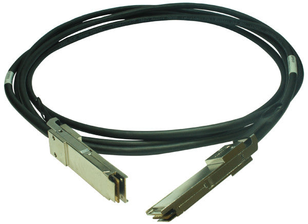 QTAPCABLE3M: 3-meter 40G Twinax Passive Cable
