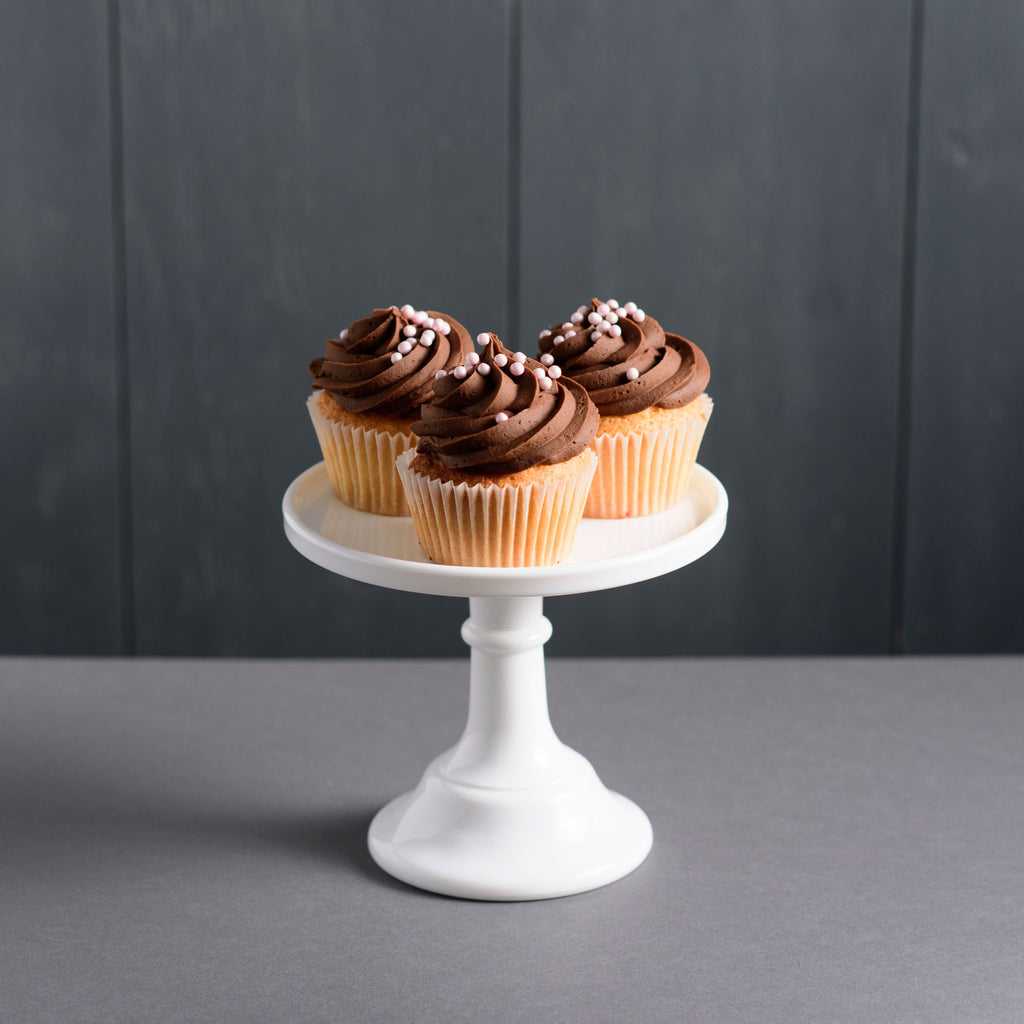 Luscious Chocolate Cupcake (Box of 8)