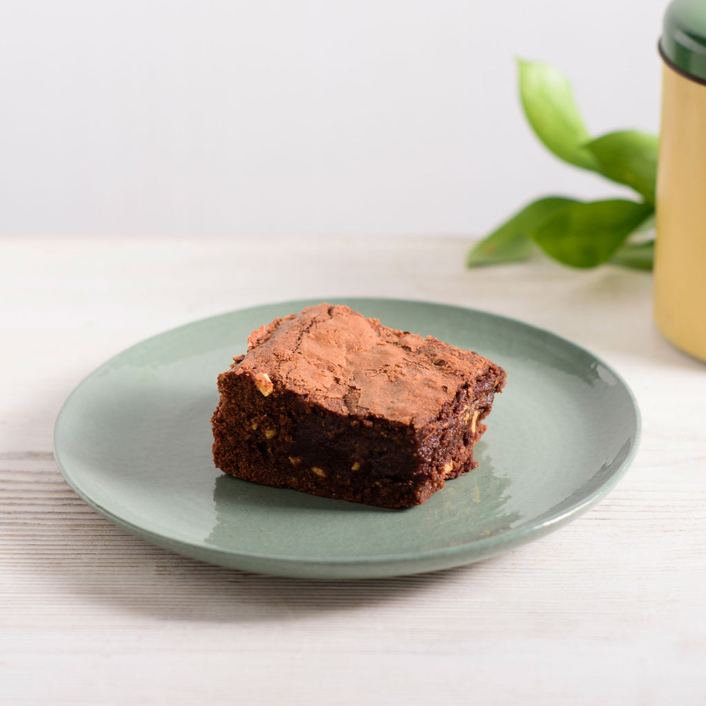 Peanut Fudgey Delight Brownie