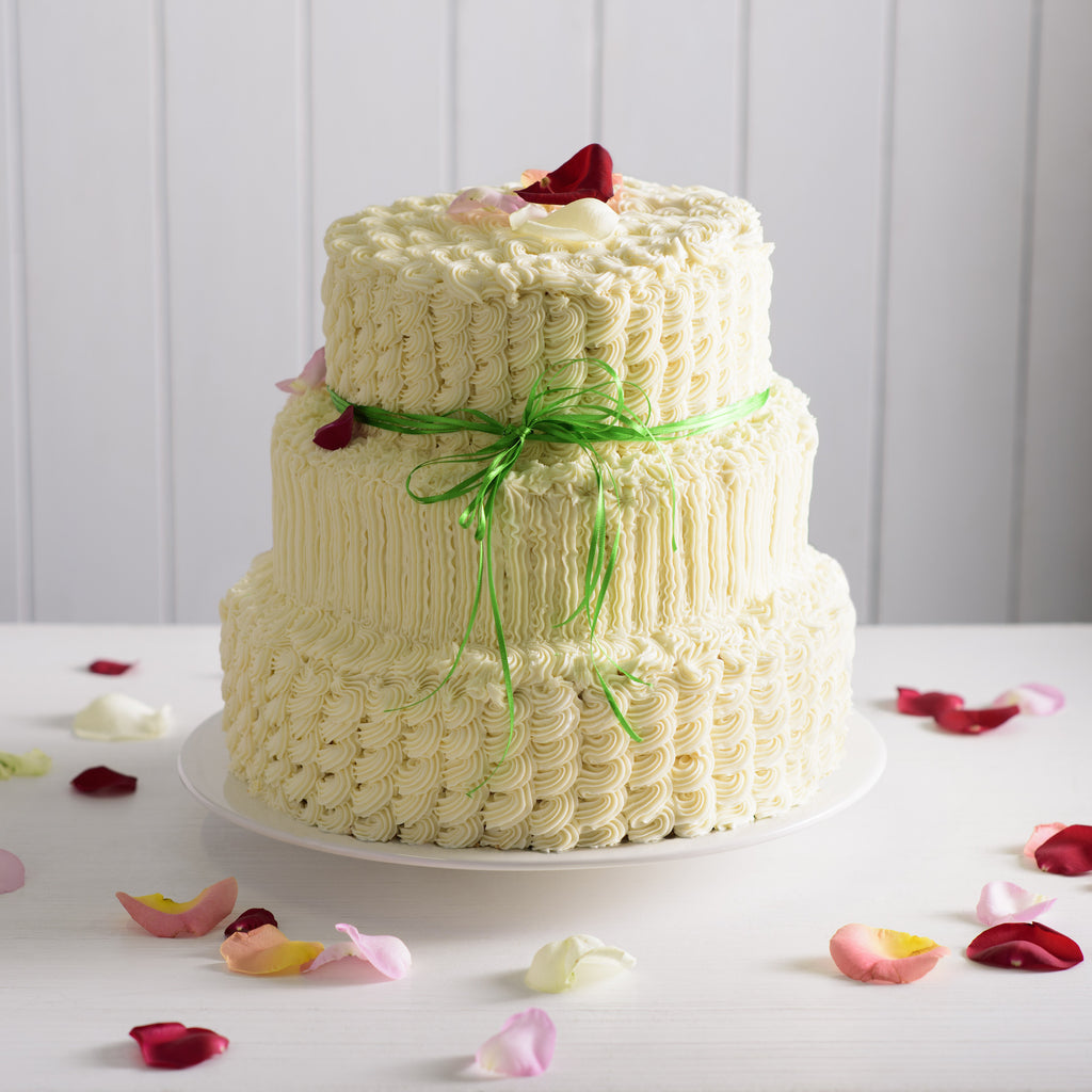 Wedding – Tiered Cake