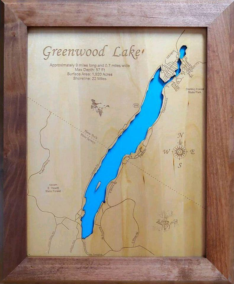 Greenwood Lake in NY and NJ!