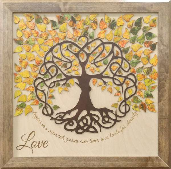Tree of Life Guest Book - Multi