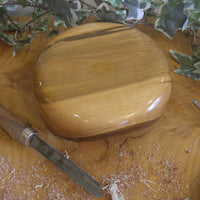 Hand Turned Bowl - Natural Edge - Wood Unknown