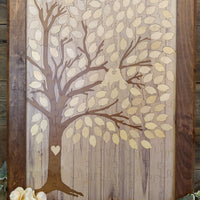 Love Doves Guest Book Puzzle