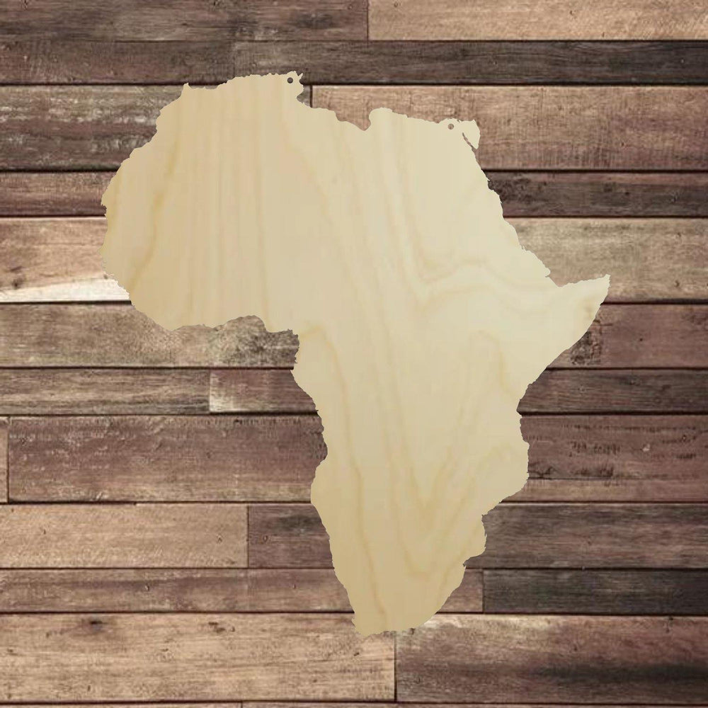 Africa - Personal Handcrafted Displays