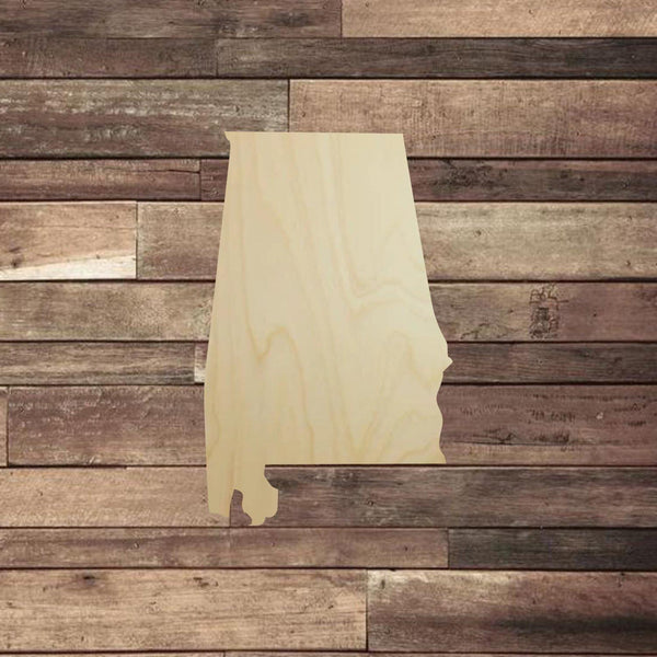 Alabama - Personal Handcrafted Displays