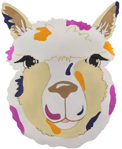 Alpaca-DIY Pop Art Paint Kit