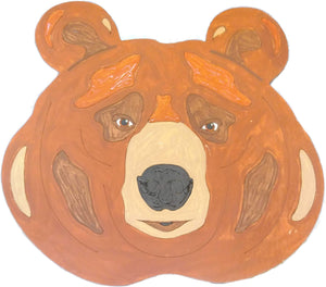 DIY Bear Art