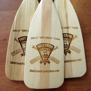 Shit Creek Paddle