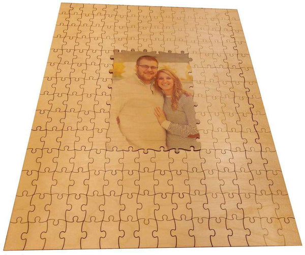 Guest Book Frame Puzzle
