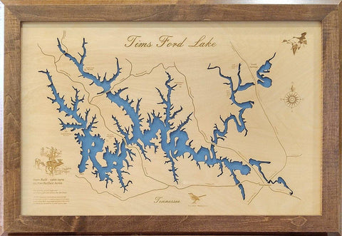 Tims Ford Lake