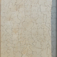 Puzzle Cut Before Image Applied