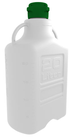 20L (5 Gal) PP Carboy with 83mm Cap