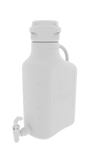 Pharma-Grade 5L (1 Gal) PP Carboy with 83mm Cap and Spigot