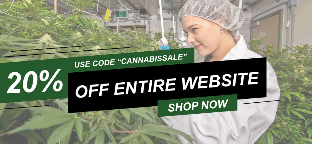 Cannabis Labware Sale