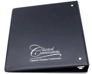 "CC  3 Ring Binder-1.5"" - WHILE SUPPLIES LAST"