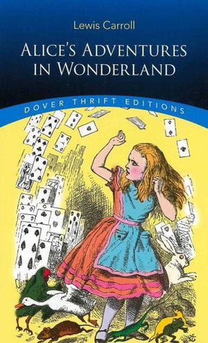 ALICE IN WONDERLAND - Temporarily out of stock