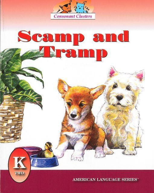 AMERICAN LANGUAGE SERIES: SCAMP AND TRAMP